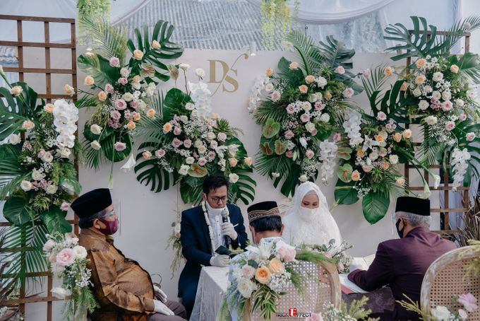 The Wedding of Dini & Sigit by Trickeffect - 048