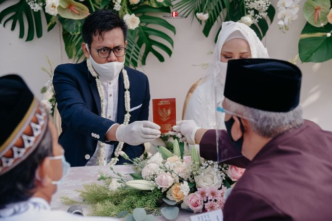 The Wedding of Dini & Sigit by Trickeffect - 049