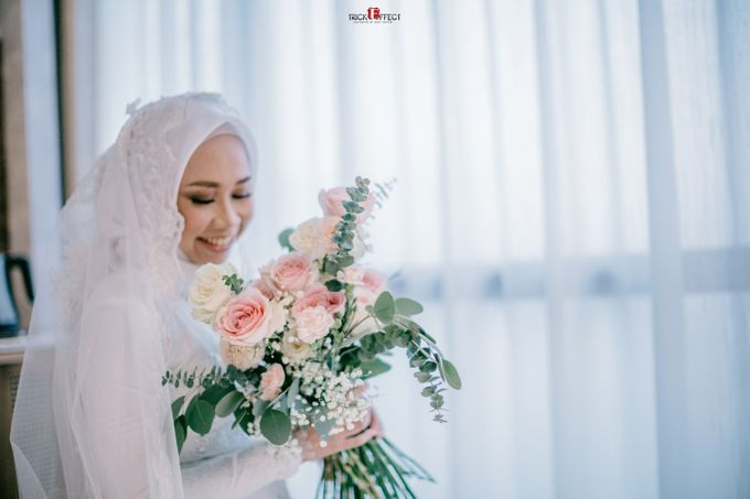 The Wedding of Dini & Sigit by Trickeffect - 013