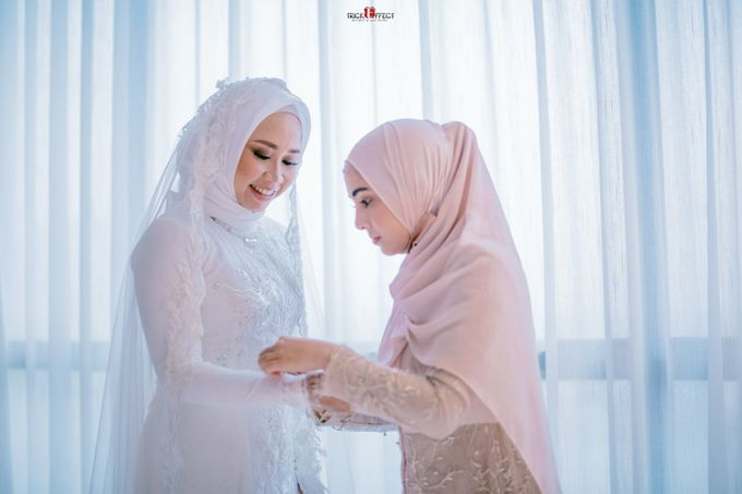 The Wedding of Dini & Sigit by Trickeffect - 014