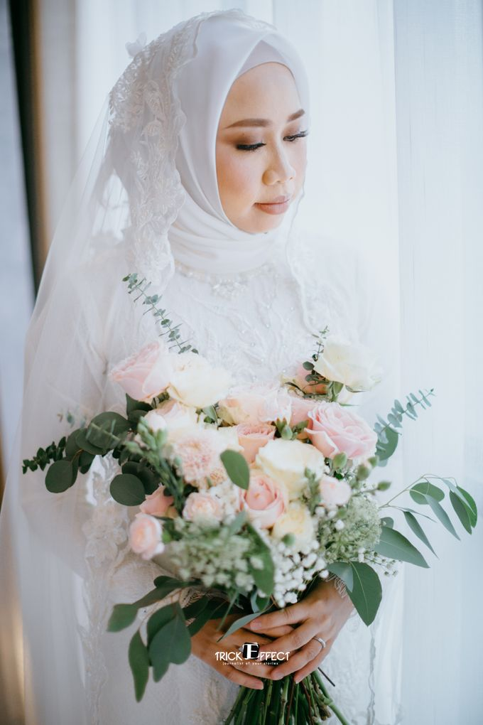 The Wedding of Dini & Sigit by Trickeffect - 016
