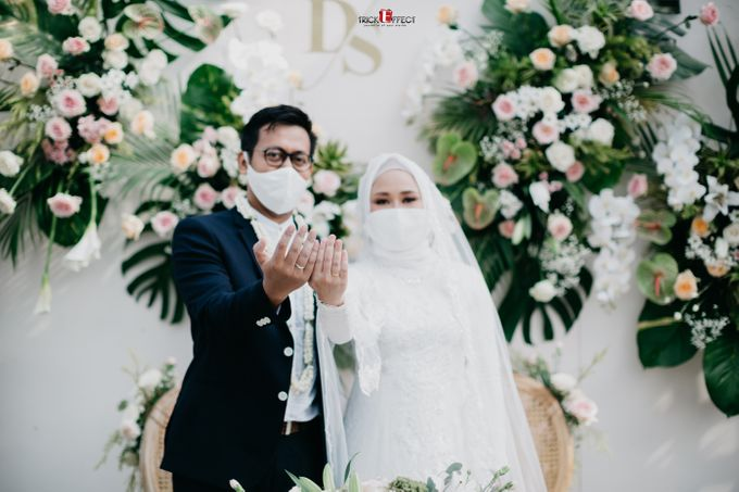 The Wedding of Dini & Sigit by Trickeffect - 022