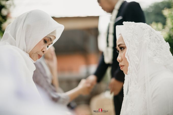 The Wedding of Dini & Sigit by Trickeffect - 025