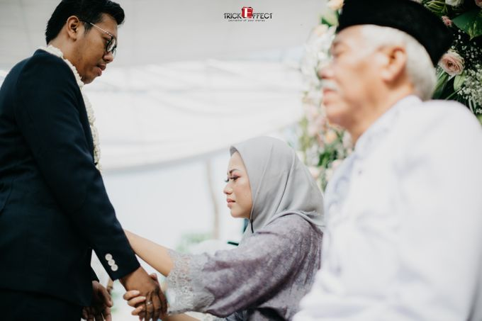 The Wedding of Dini & Sigit by Trickeffect - 027