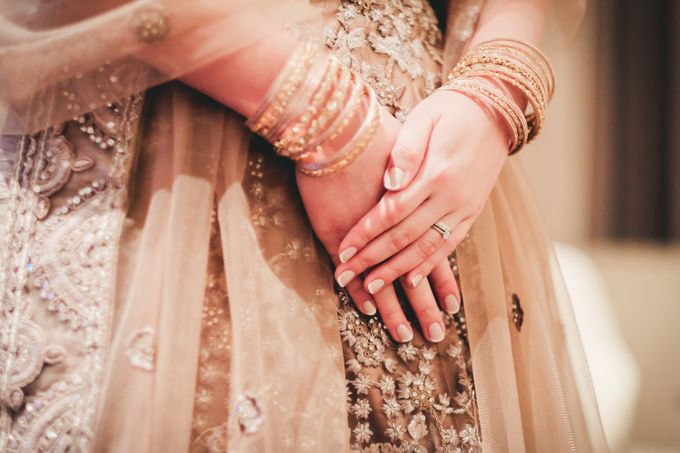Actual Day Wedding - Indian & Chinese Wedding by Jen's Obscura (aka Jchan Photography) - 002