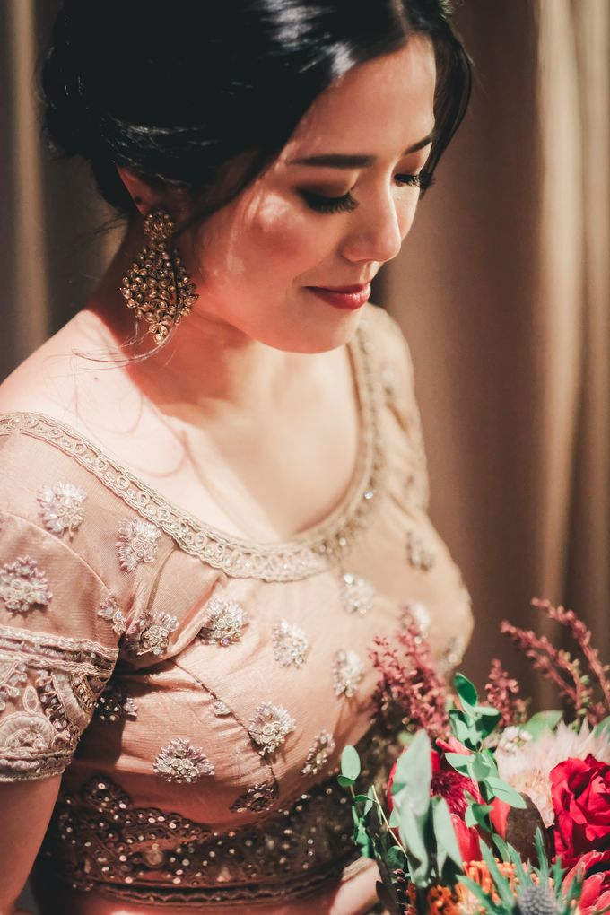 Actual Day Wedding - Indian & Chinese Wedding by Jen's Obscura (aka Jchan Photography) - 003
