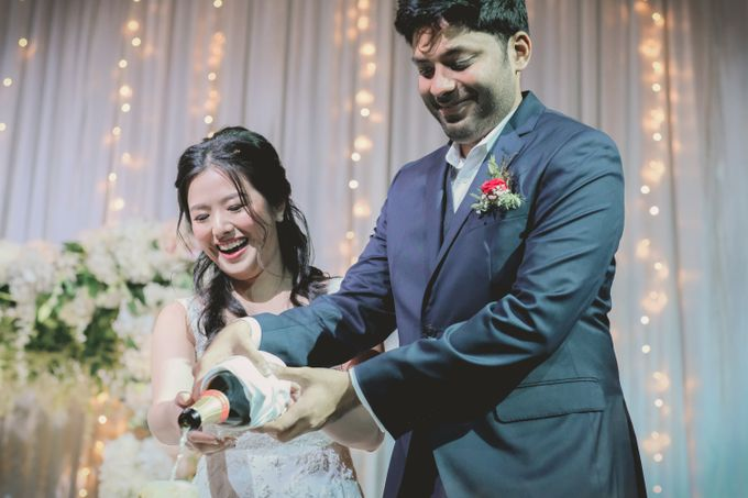 Actual Day Wedding - Indian & Chinese Wedding by Jen's Obscura (aka Jchan Photography) - 005