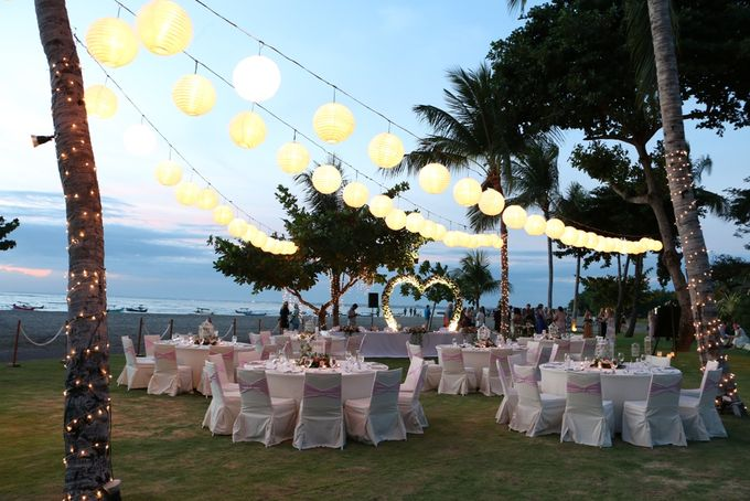 Garden & Beach Wedding by Holiday Inn Resort Baruna Bali - 001