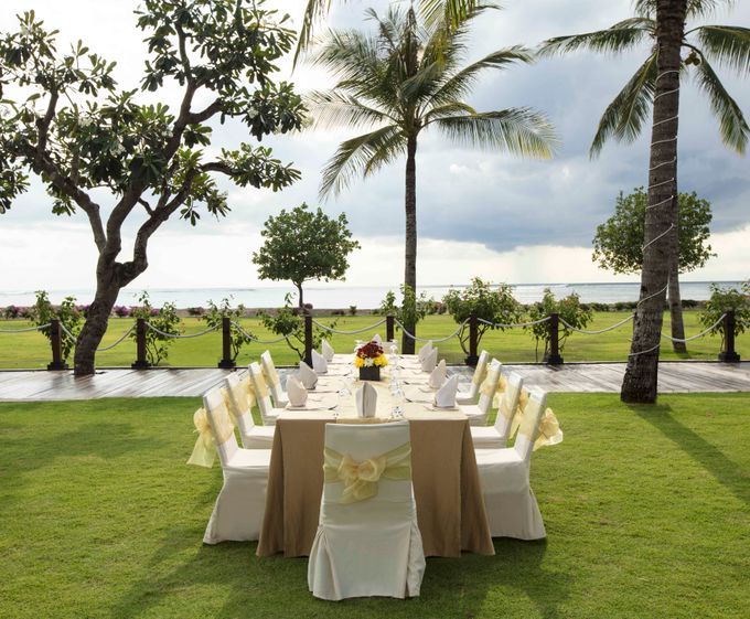 Garden & Beach Wedding by Holiday Inn Resort Baruna Bali - 036