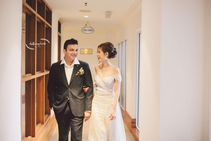 Chinese & Indian Wedding: Sagan & Evelyn by Shuttering Hearts - 036