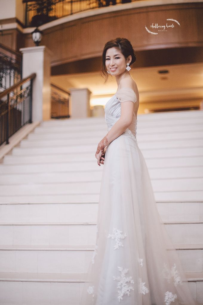 Chinese & Indian Wedding: Sagan & Evelyn by Shuttering Hearts - 037