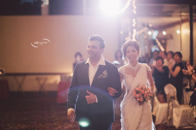 Chinese & Indian Wedding: Sagan & Evelyn by Shuttering Hearts - 041