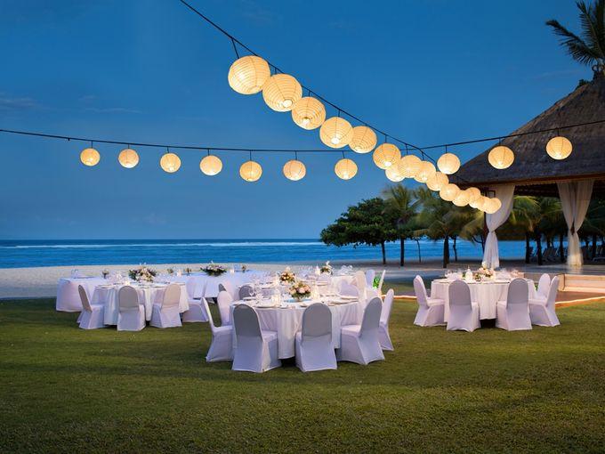 Reception dinner by Nusa Dua Beach Hotel & Spa, Bali - 001