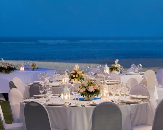 Reception dinner by Nusa Dua Beach Hotel & Spa, Bali - 002