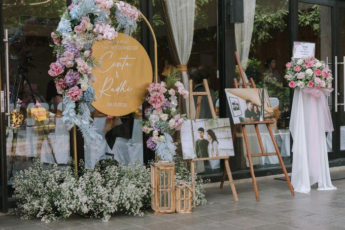 Cinta & Radhi Wedding by Nicca - 003