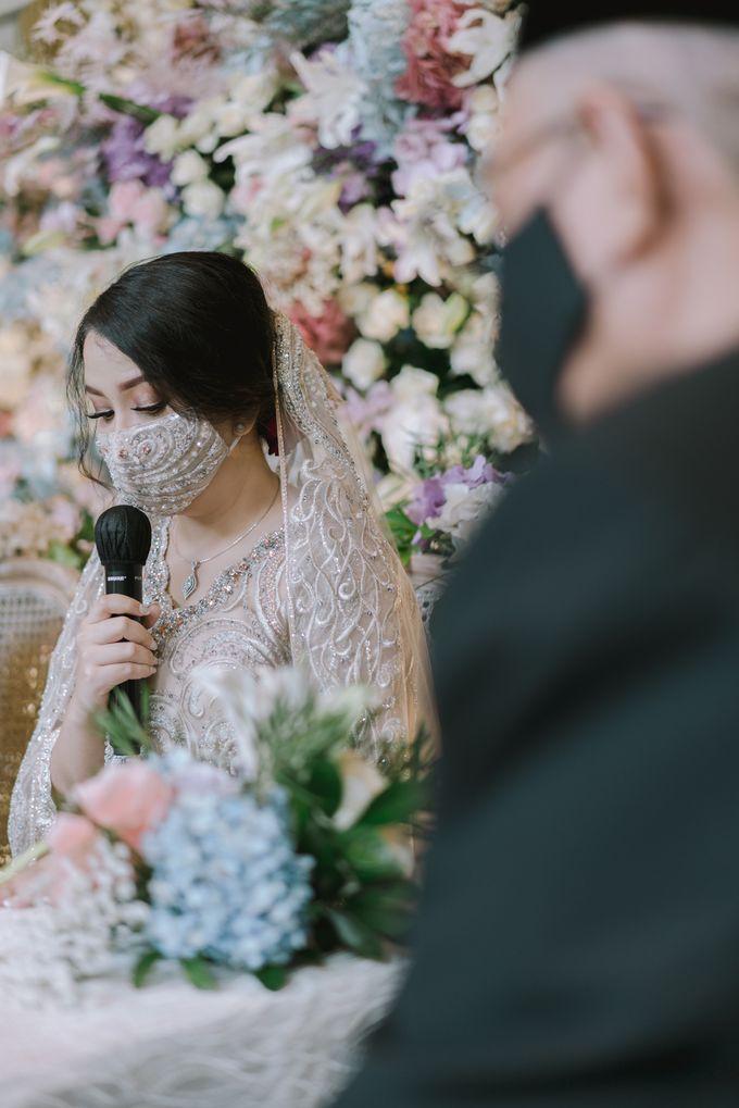 Cinta & Radhi Wedding by Nicca - 004
