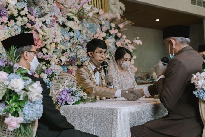 Cinta & Radhi Wedding by Nicca - 005