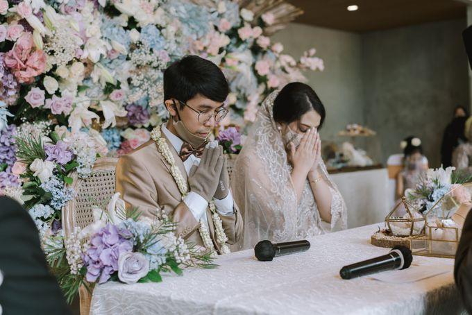 Cinta & Radhi Wedding by Nicca - 006
