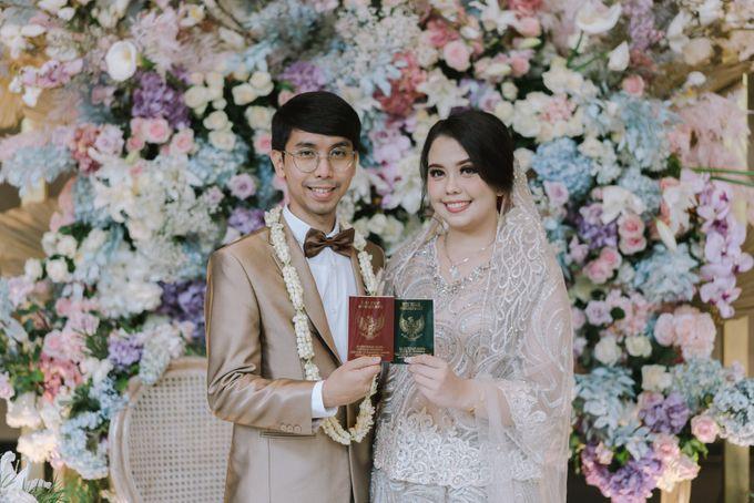Cinta & Radhi Wedding by Nicca - 008