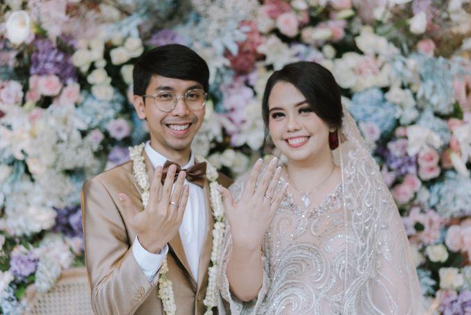 Cinta & Radhi Wedding by Nicca - 009
