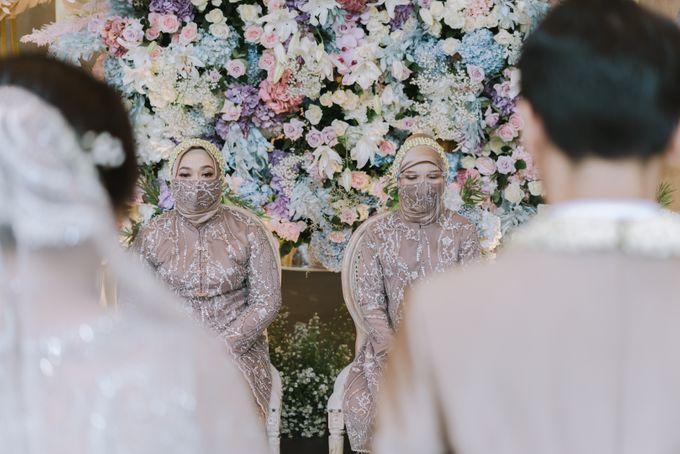 Cinta & Radhi Wedding by Nicca - 010