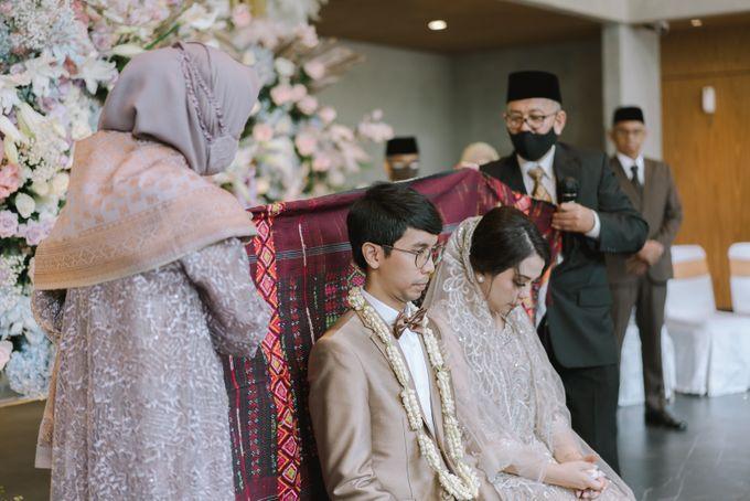 Cinta & Radhi Wedding by Nicca - 012