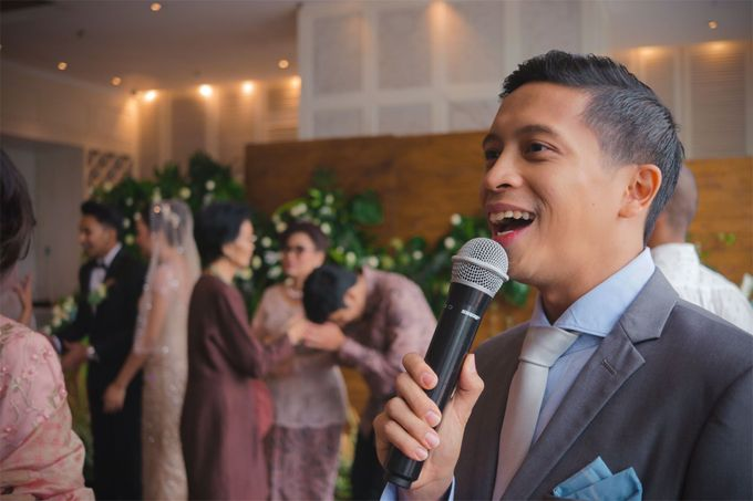 Ditta & Yudha Wedding Day by Vedie Budiman - 012