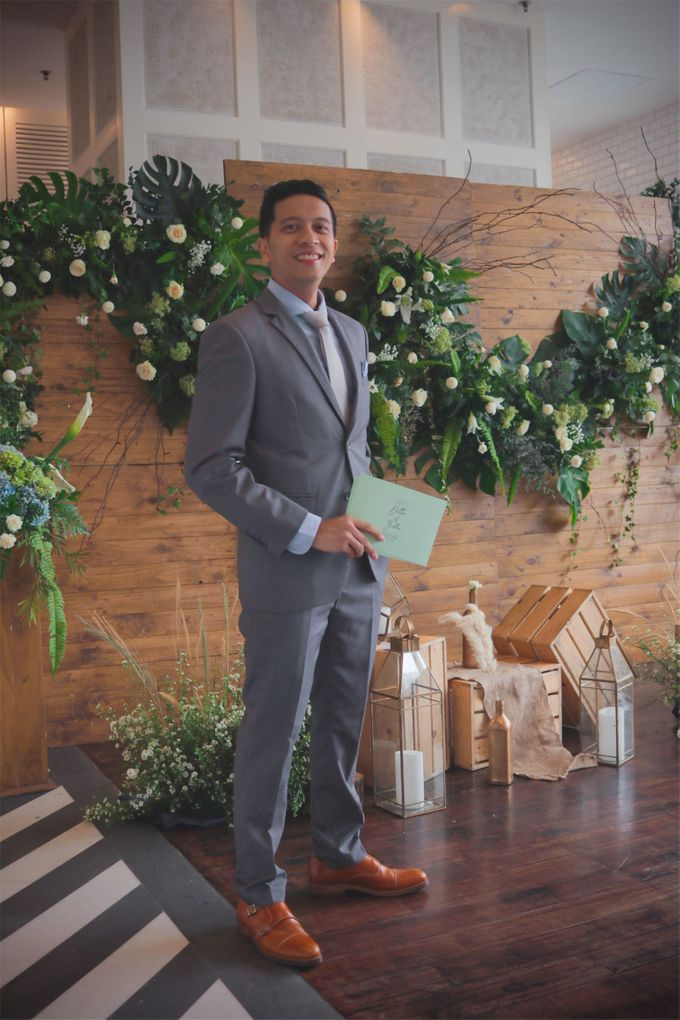Ditta & Yudha Wedding Day by Vedie Budiman - 001