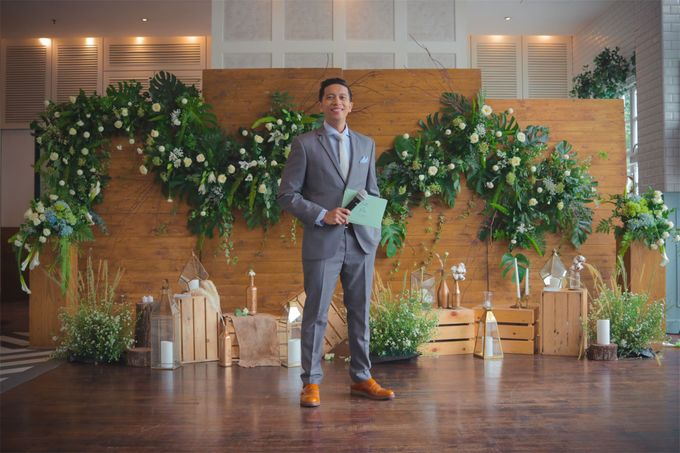 Ditta & Yudha Wedding Day by Vedie Budiman - 010