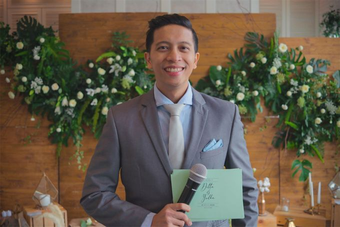 Ditta & Yudha Wedding Day by Vedie Budiman - 011
