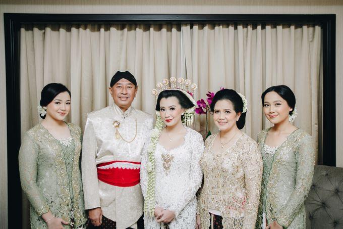 Amori & Hutama Wedding by AYANA Midplaza JAKARTA - 041