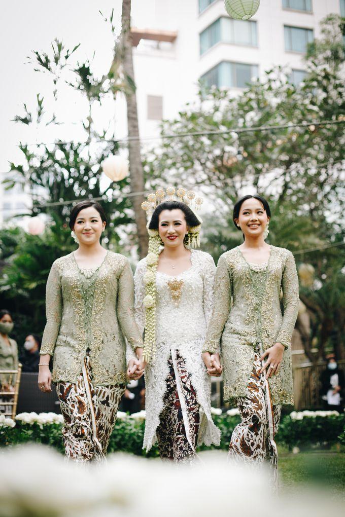 Amori & Hutama Wedding by AYANA Midplaza JAKARTA - 043