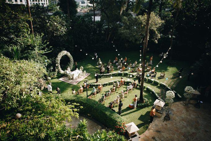 Amori & Hutama Wedding by AYANA Midplaza JAKARTA - 044