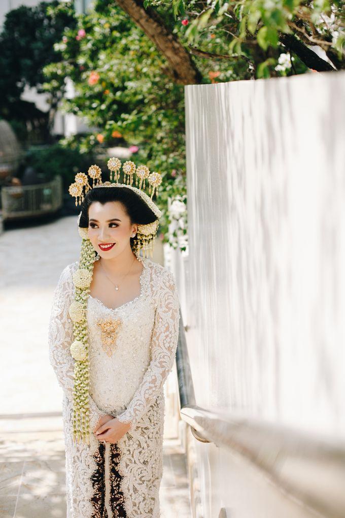 Amori & Hutama Wedding by AYANA Midplaza JAKARTA - 047