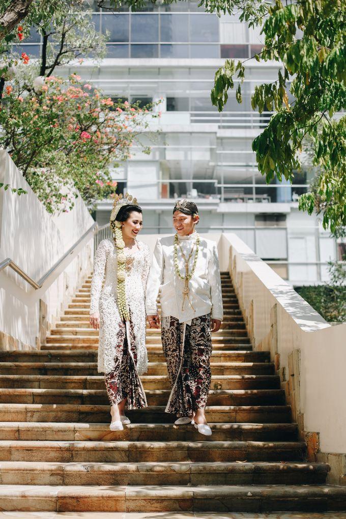 Amori & Hutama Wedding by AYANA Midplaza JAKARTA - 048