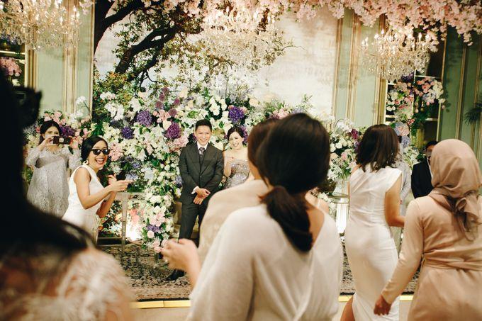 Amori & Hutama Wedding by AYANA Midplaza JAKARTA - 002