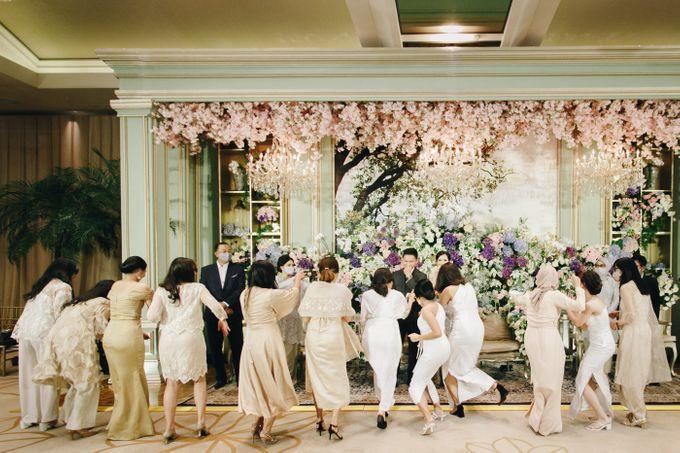 Amori & Hutama Wedding by AYANA Midplaza JAKARTA - 003
