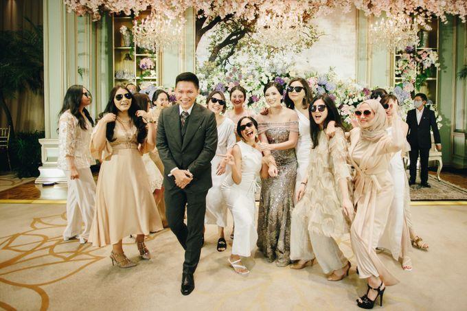 Amori & Hutama Wedding by AYANA Midplaza JAKARTA - 004