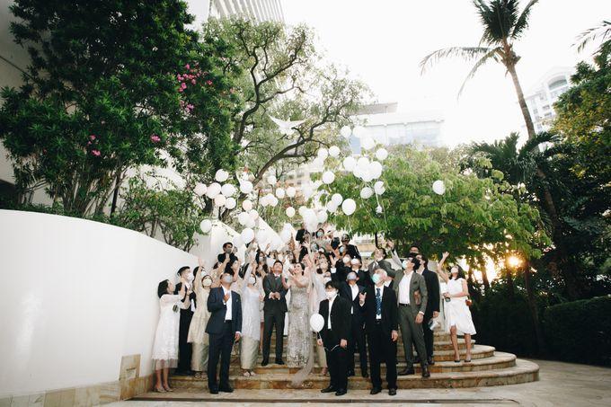 Amori & Hutama Wedding by AYANA Midplaza JAKARTA - 005