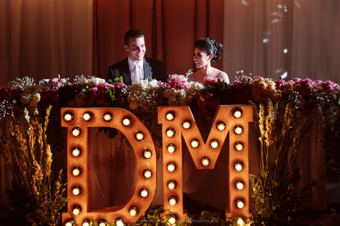 Diva & Mike Wedding by Thepotomoto Photography - 016
