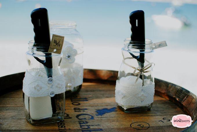 Mac and Fari -  Dubai Beach Wedding by WINKSHOTS - Wedding and Events Photographer - 019