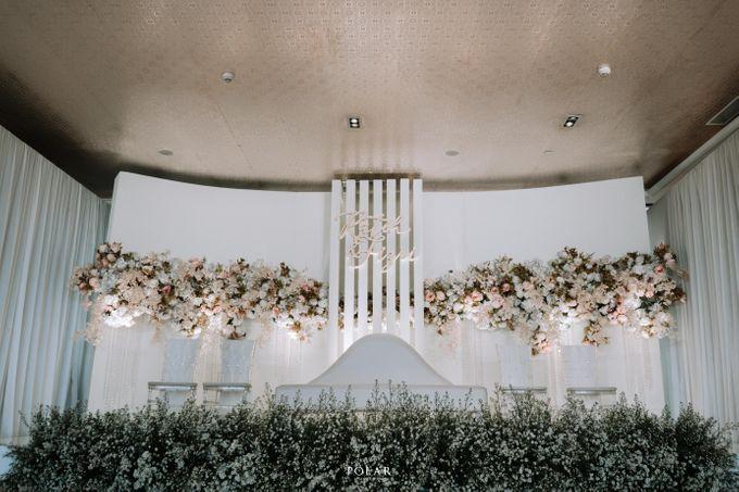 Ratih & Fizry Wedding Decoration by Valentine Wedding Decoration - 039