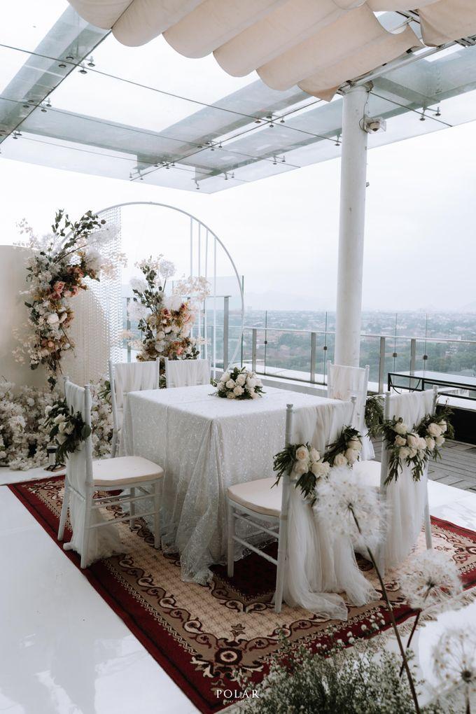 Ratih & Fizry Wedding Decoration by Valentine Wedding Decoration - 006