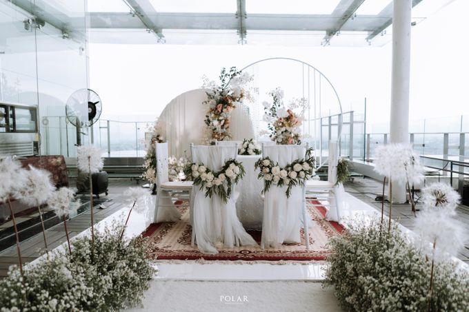 Ratih & Fizry Wedding Decoration by Valentine Wedding Decoration - 005