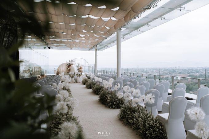 Ratih & Fizry Wedding Decoration by Valentine Wedding Decoration - 020