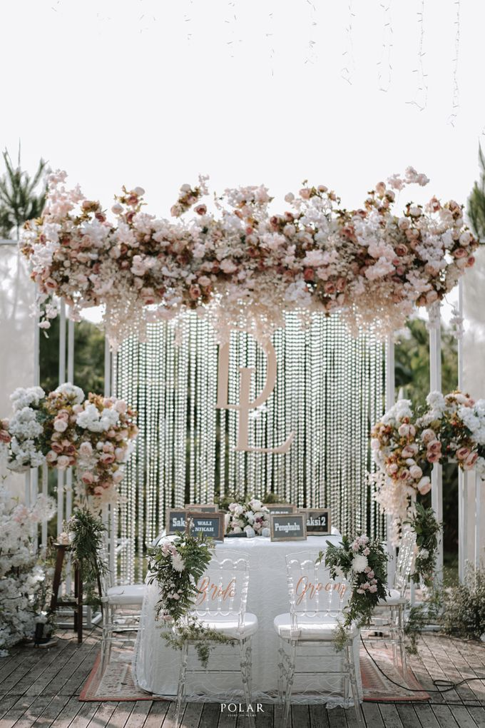 Dyah & Luthfi Wedding Decoration by Valentine Wedding Decoration - 001