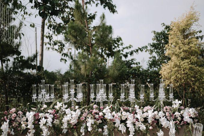 Dyah & Luthfi Wedding Decoration by Valentine Wedding Decoration - 002