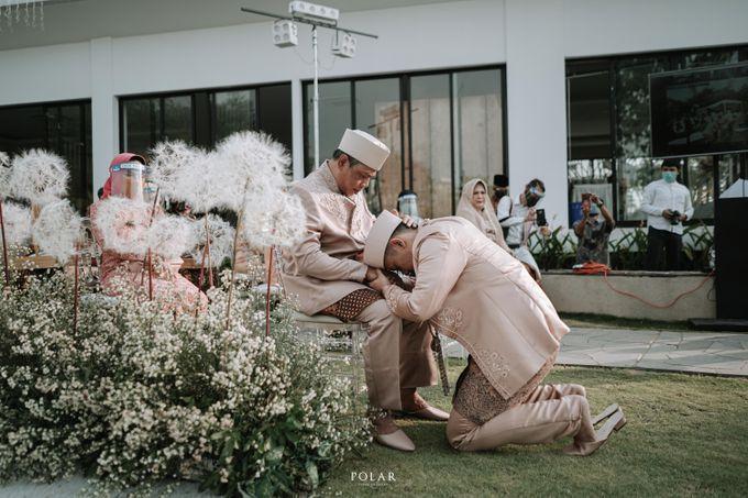 Dyah & Luthfi Wedding Decoration by Valentine Wedding Decoration - 009