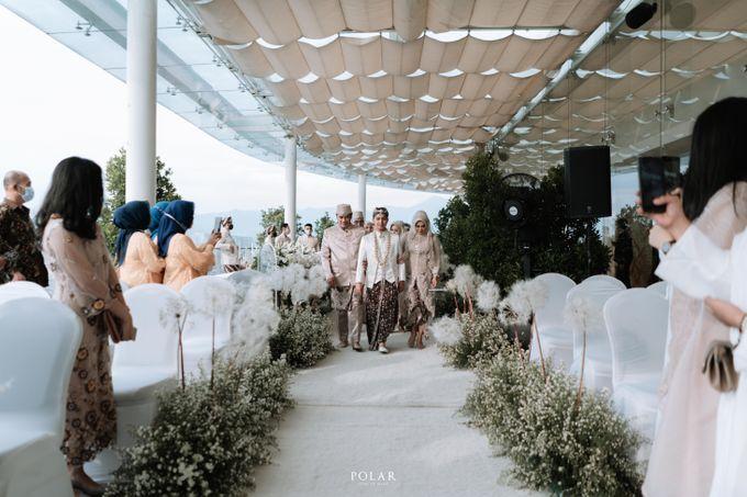 Ratih & Fizry Wedding Decoration by Valentine Wedding Decoration - 007