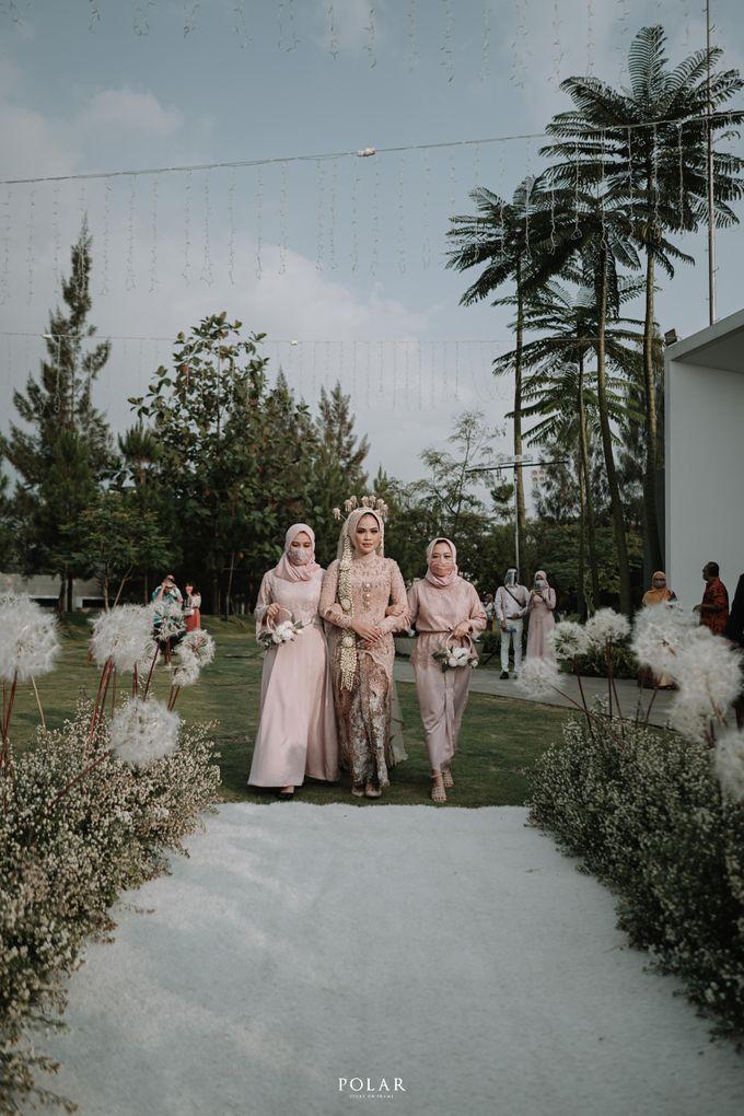 Dyah & Luthfi Wedding Decoration by Valentine Wedding Decoration - 010